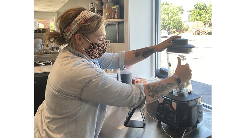 La nueva cafetería ofrece café de primera clase en un ambiente acogedor – Farmville